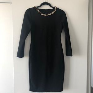 Perfect black dress, only worn once